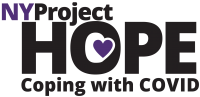NY Project Hope Coping with COVID-19 Logo